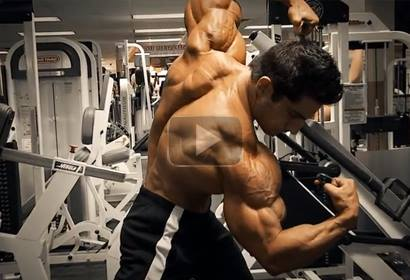 Shoulder Training with Jim Cordova