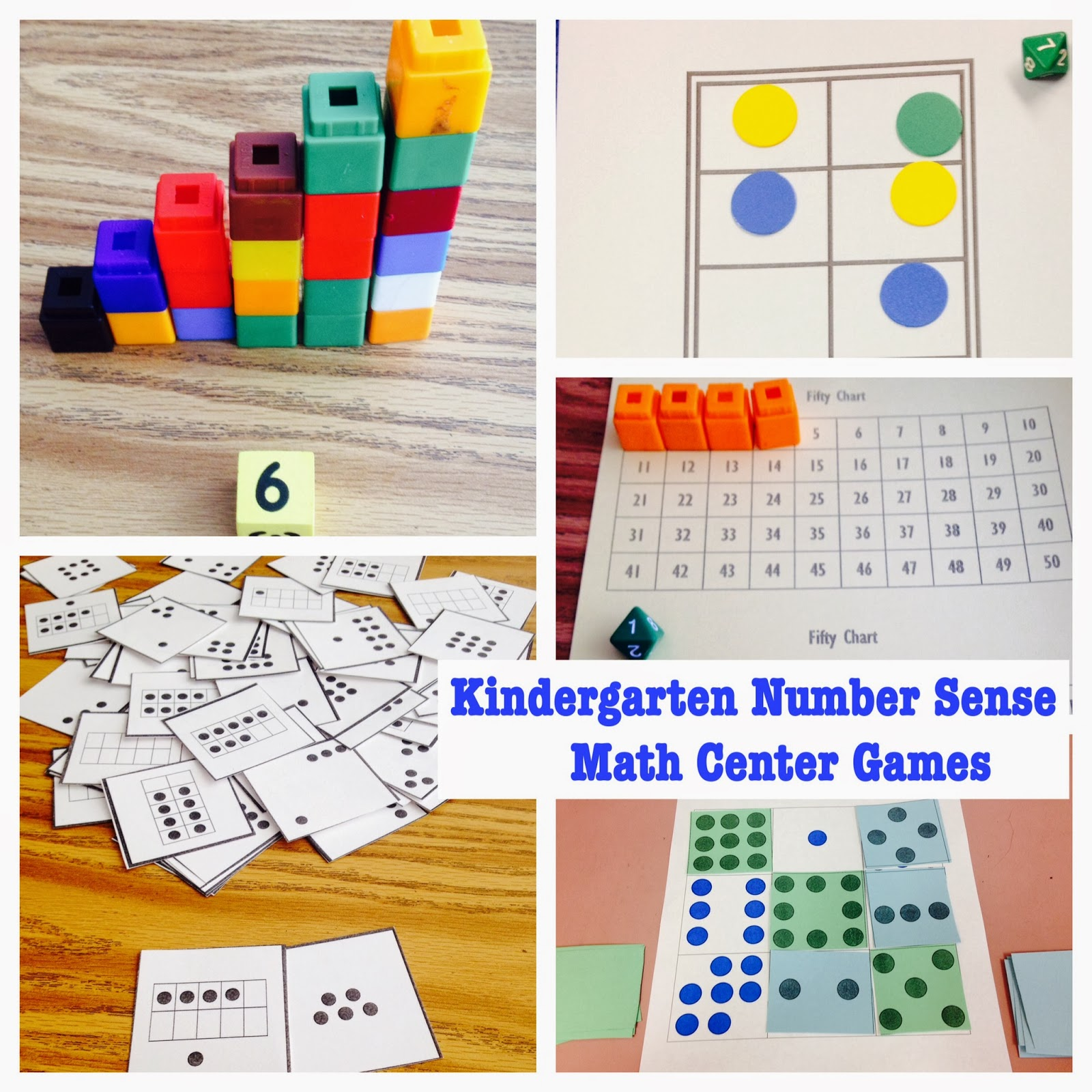 Kindergarten Is Crazy (Fun): Teaching Math in Kindergarten ...