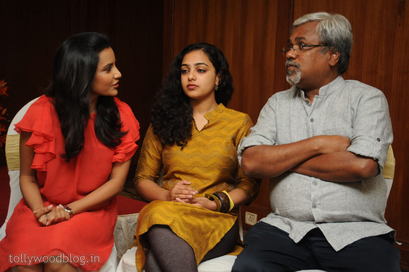 Siddharth  Press Meet Photo Stills Nitya Priya film pics