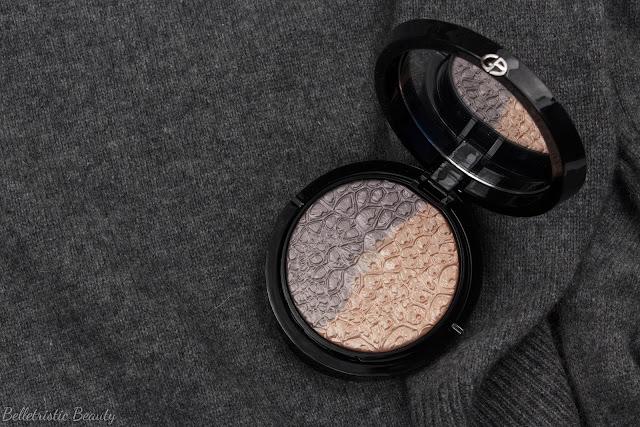 Giorgio Armani Organica Universal Eyeshadow Palette Yeux 01 Milan Color Eye, Fade To Grey, Fall 2014