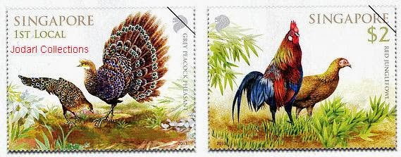 Singapore-Vietnam Joint Issue - Stamps