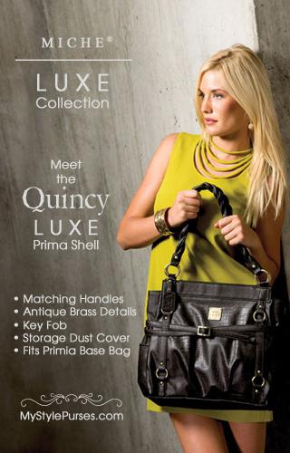 Miche Luxe Line Quincy Prima Shell