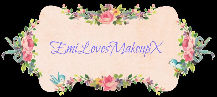 EmiLovesMakeupX
