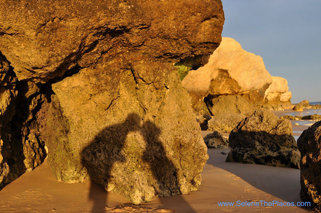 Shadow Kiss Portugal Beach Sunset