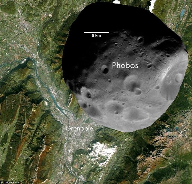 Gambar Bulan Terbesar