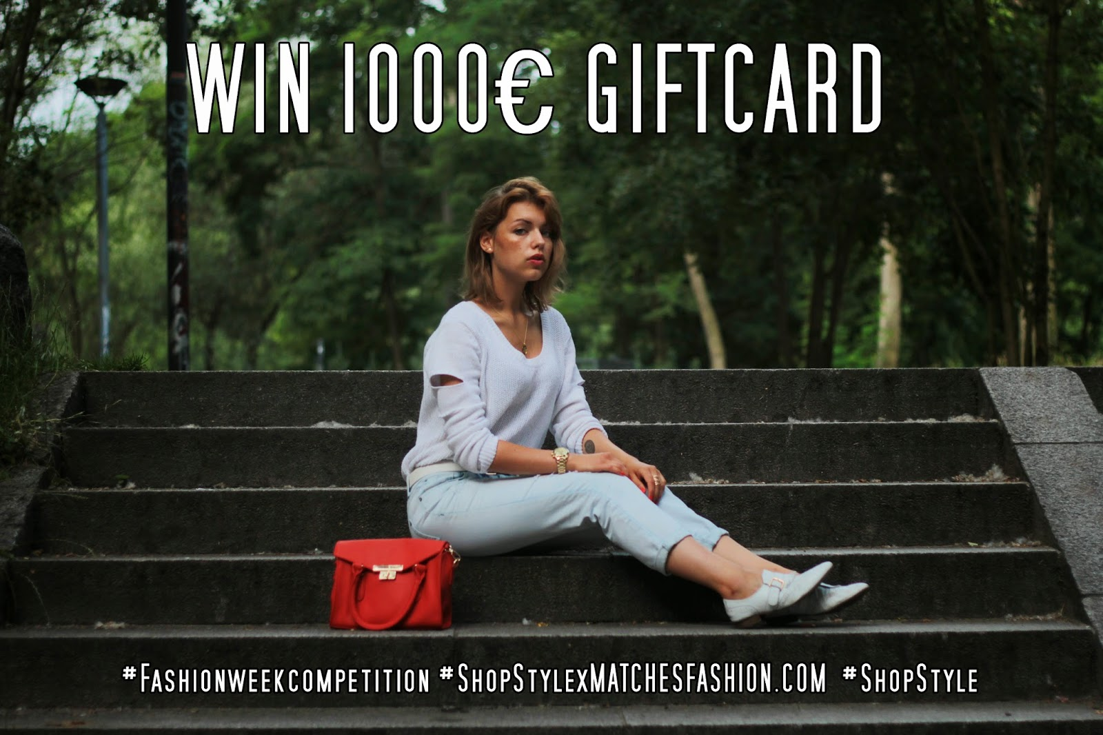 my berlin fashion giveaway #Fashionweekcompetition, #ShopStylexMATCHESFASHION.COM, #ShopStyle