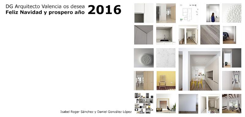 DG ARQUITECTO FELIZ NAVIDAD 2015