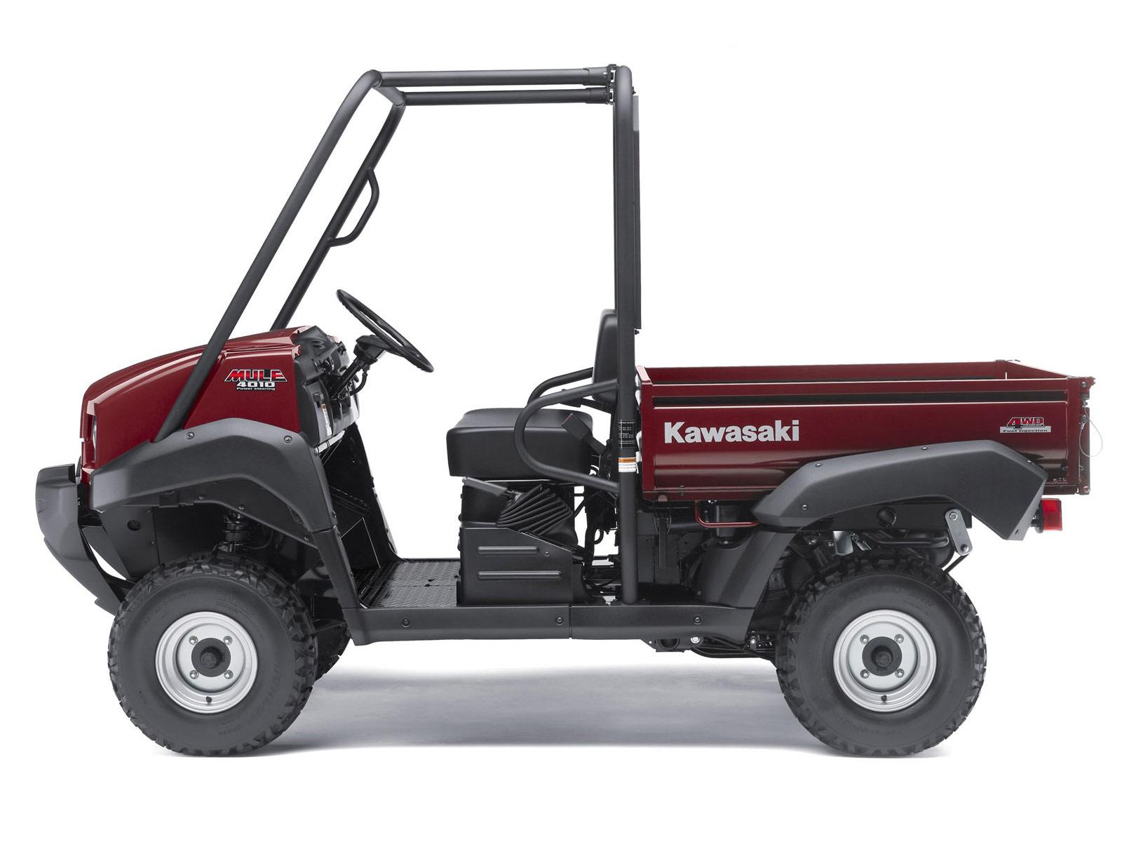 Kawasaki Diesel Mule