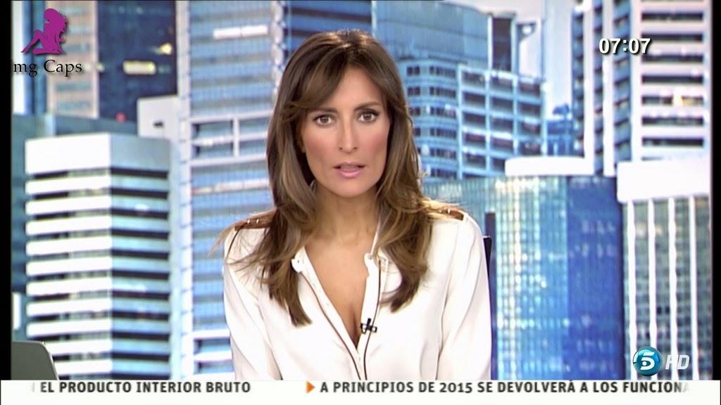 LETICIA IGLESIAS, INFORMATIVOS TELECINCO (26.09.14)