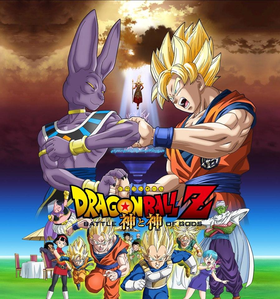 Assistir Dragon Ball Z – A Batalha dos Deuses Dublado Online