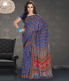 Saree Design For This Year Eid+(32) Eid Collection Saree Design