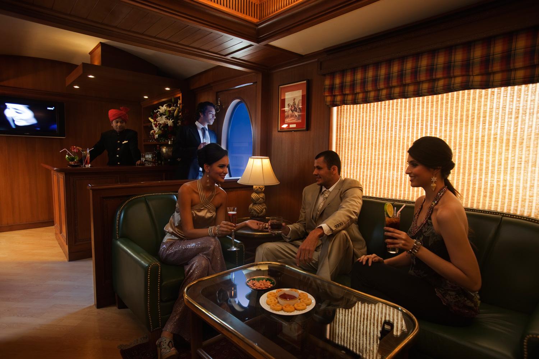 treasure of india itinerary maharajahs express train luxury