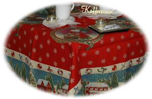 Brokat für den Weihnachtskaffee