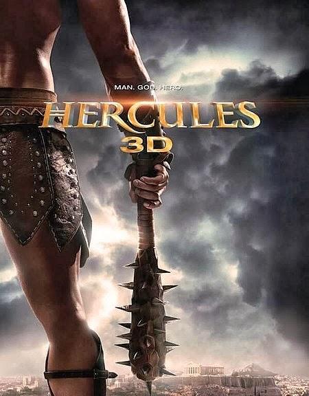 Primer trailer de Hércules: La Leyenda Comienza
