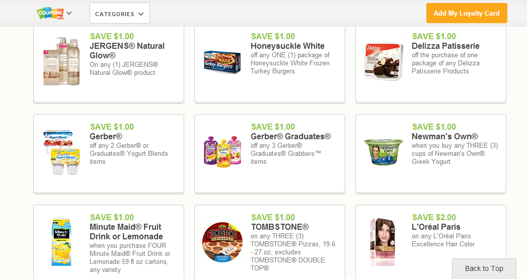 Top digital coupon apps