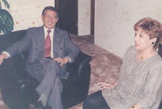 Galería de presidentes que he entrevistado