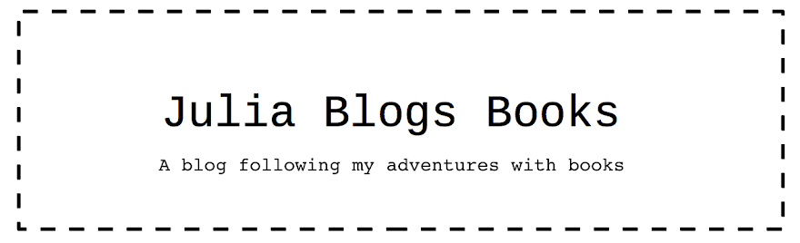 Julia Blogs Books
