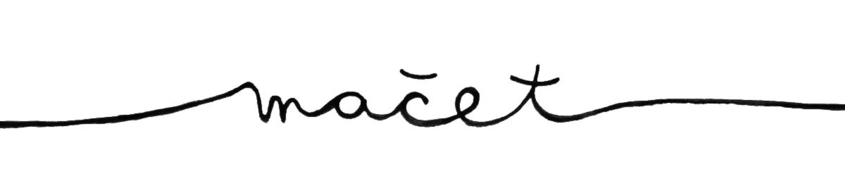 mačet: tvořivý blog