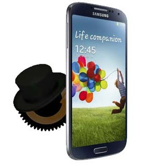 How to install ClockworkMod Recovery on Galaxy S4