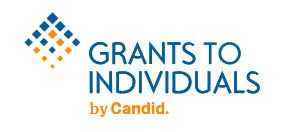 Grants to Individuals - In Library Only