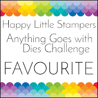 Favourite at Happy Little Stampers in AG goes with Dies