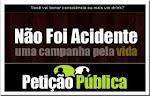 NÃO FOI ACIDENTE (VOTE)