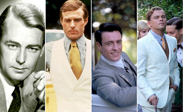 the evolution of,The Great Gatsby,movies