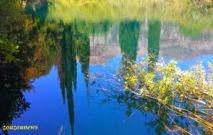 Η λίμνη Άβυθος στην Κεφαλονιά !!! (Video)