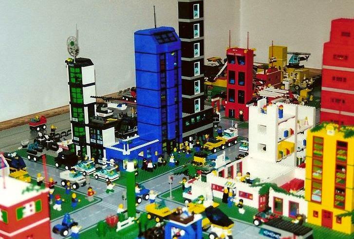 Neko Random: Fact of the Day: Lego Denmark