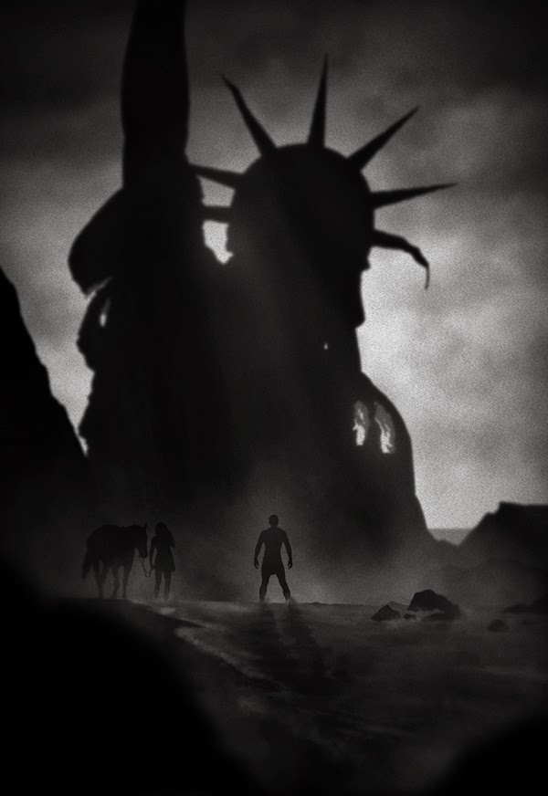 Marko Manev. Noir Series Vol. 2. Films. The planet of the Apes
