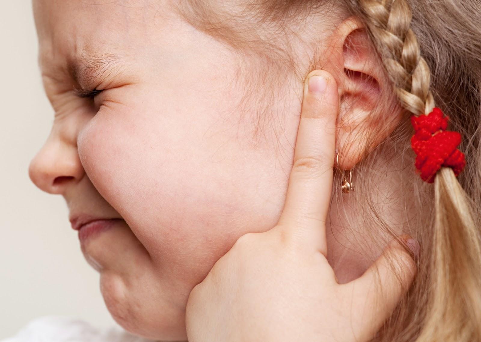 Как лечить отит у взрослых 3 фотография