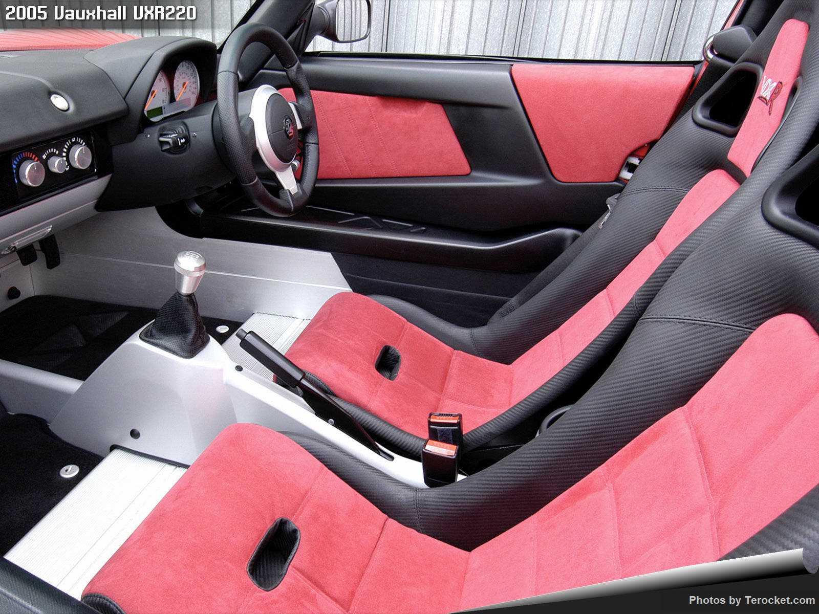 Hình ảnh xe ô tô Vauxhall VXR220 2005 & nội ngoại thất
