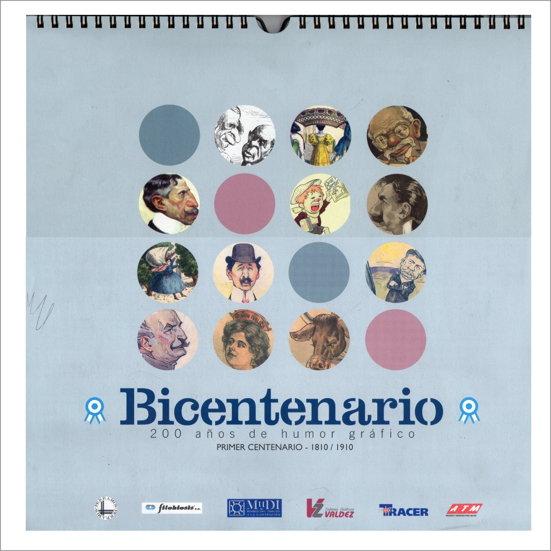 Bicentenario:200 años de humor gráfico / almanaque