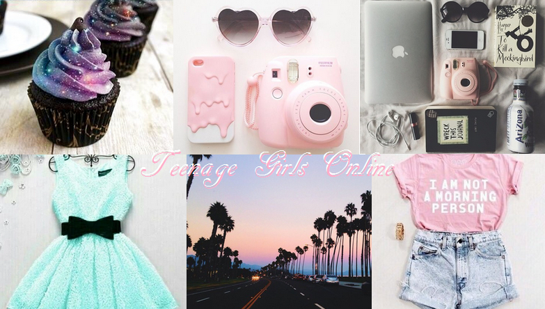 ♡Teenage Girls Online♡