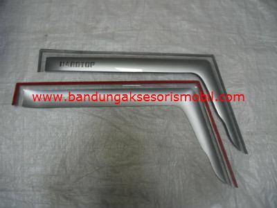 Talang Air Hardtop Silver Mugen Depan