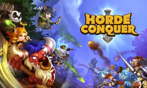 Horde Conquer Gameplay