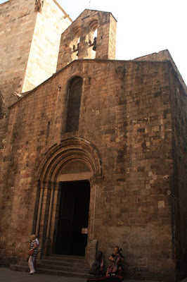 Chapel of Santa Llúcia in Barcelona