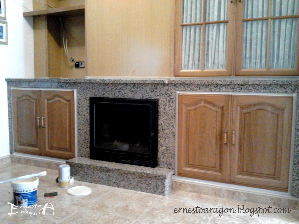 Ernesto arag n pintura para el hogar se puede pintar for Con que se limpia el marmol