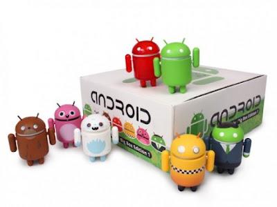 Android terus jauh melaju di pangsa pasar tablet Apple