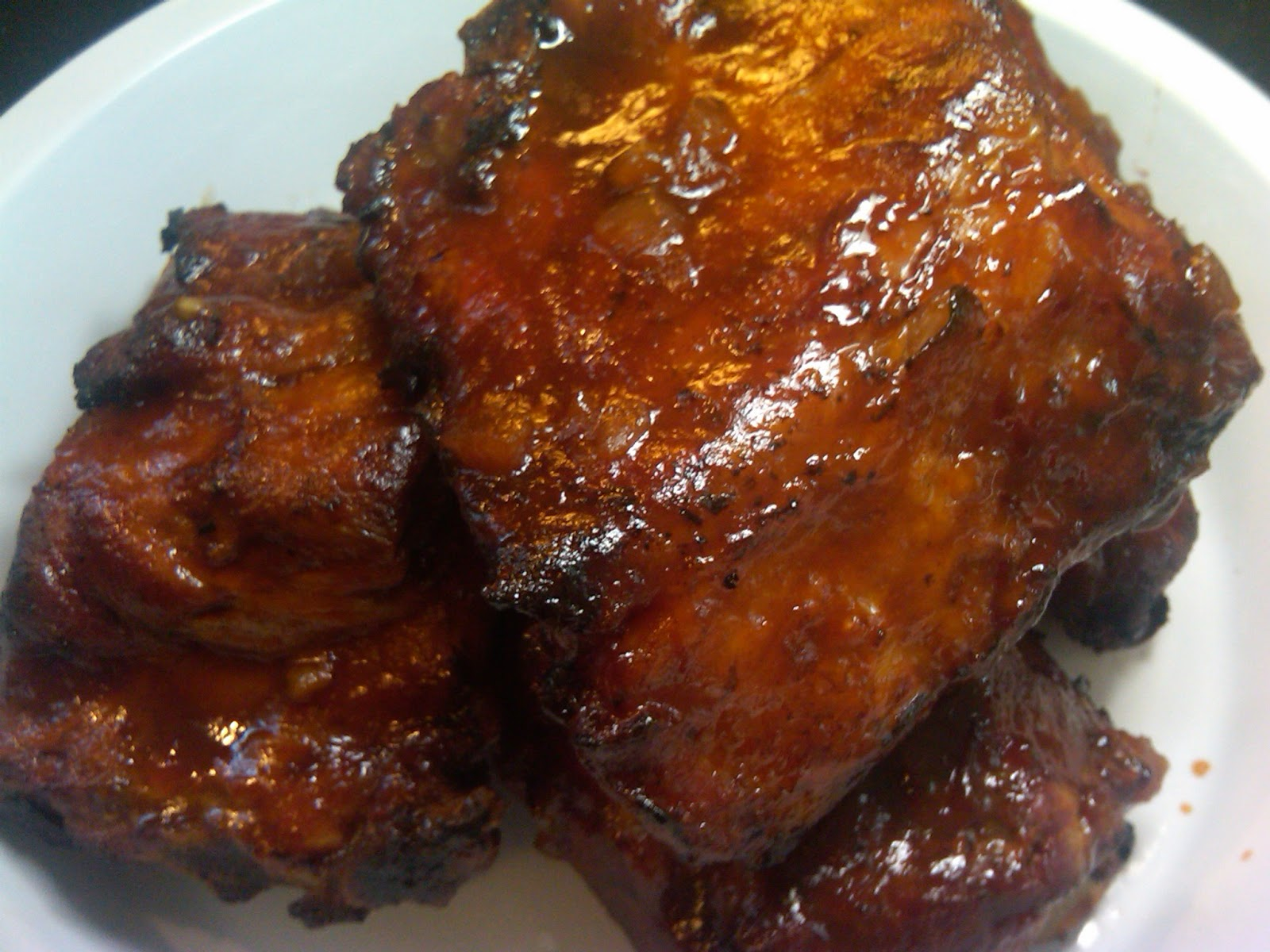 Michele's Woman Cave: Dr Pepper BBQ Sauce