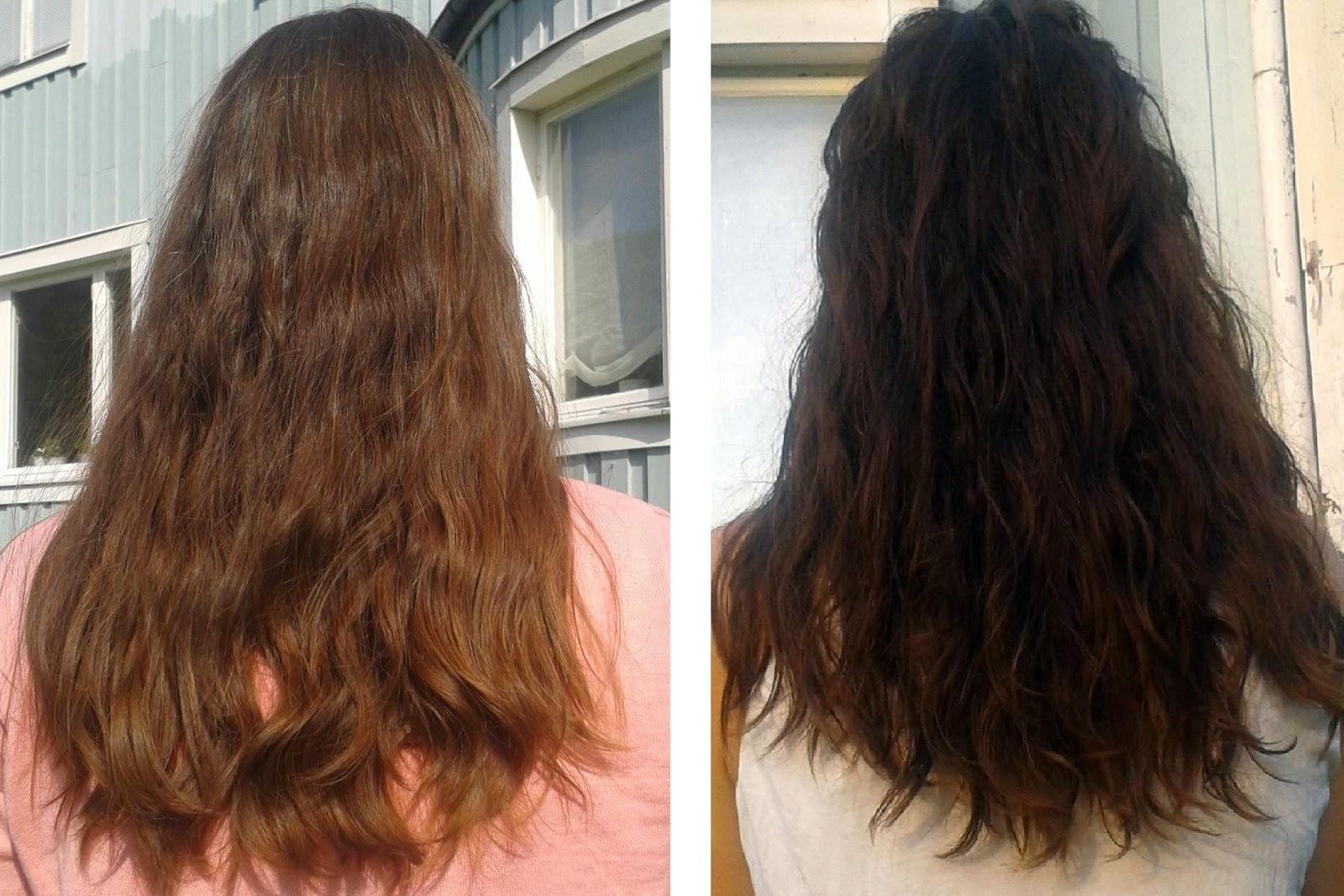 spirulina bra för håret