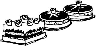 At the Book-Shop и Buying Cakes — Английские тексты о покупке книг и пирожных