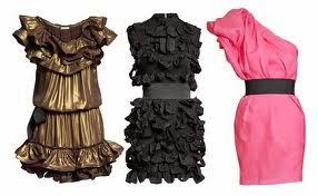 Dicas de Vestidos para Natal 2013