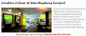 Creative Color Lisa Shepherd London!