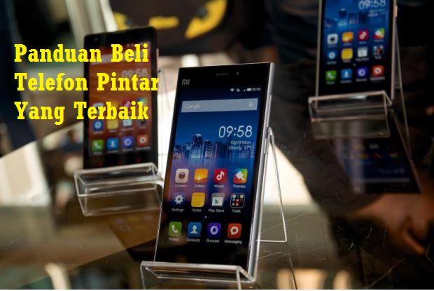 Panduan Beli smartphone