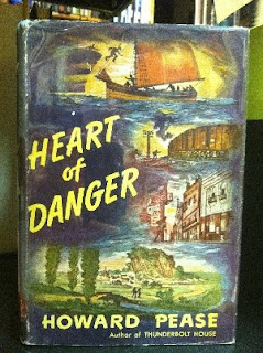 Cover of book Heart of Danger