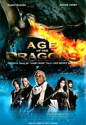 Filme Poster Age of the Dragons DVDRip XviD & RMVB Legendado