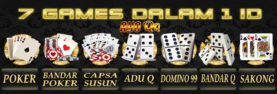 AGEN DOMINOQQ ONLINE ADUQ TERPERCAYA | 99AYO