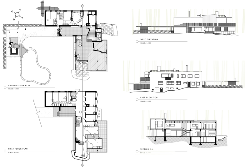 works of alvar aalto - Alvar Aalto House Plans
