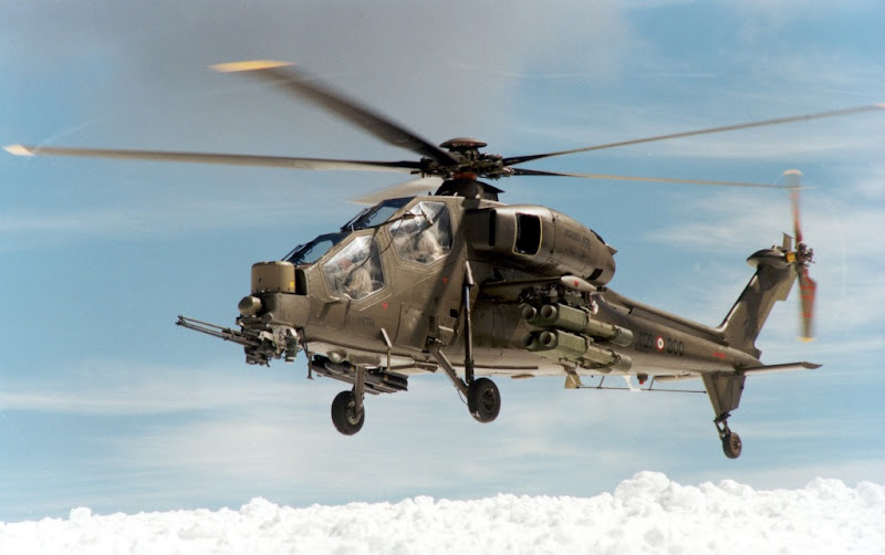 A-129 Mangusta Multi-role Attack Helicopter